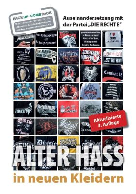 Broschüre: Alter Hass neue Kleider